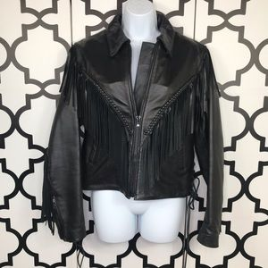 OpenRoad for Wilson's Black Leather Jacket